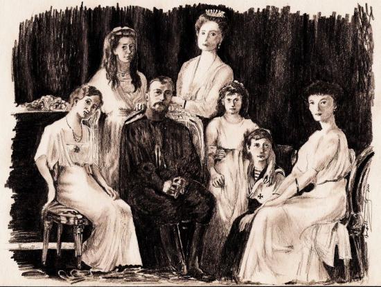 anastasia romanov essay